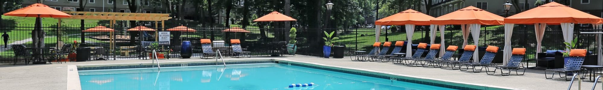 Read what residents of our Greensboro apartments have to say
