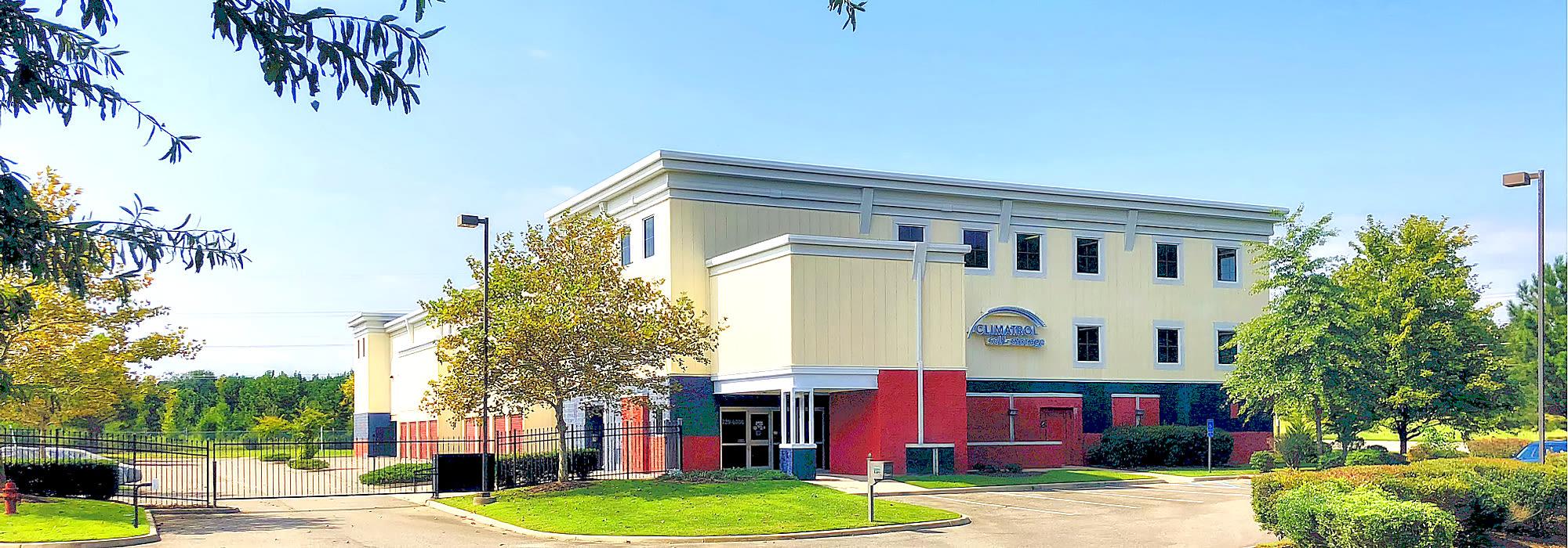 Attirant Climatrol Self Storage In Williamsburg, VA