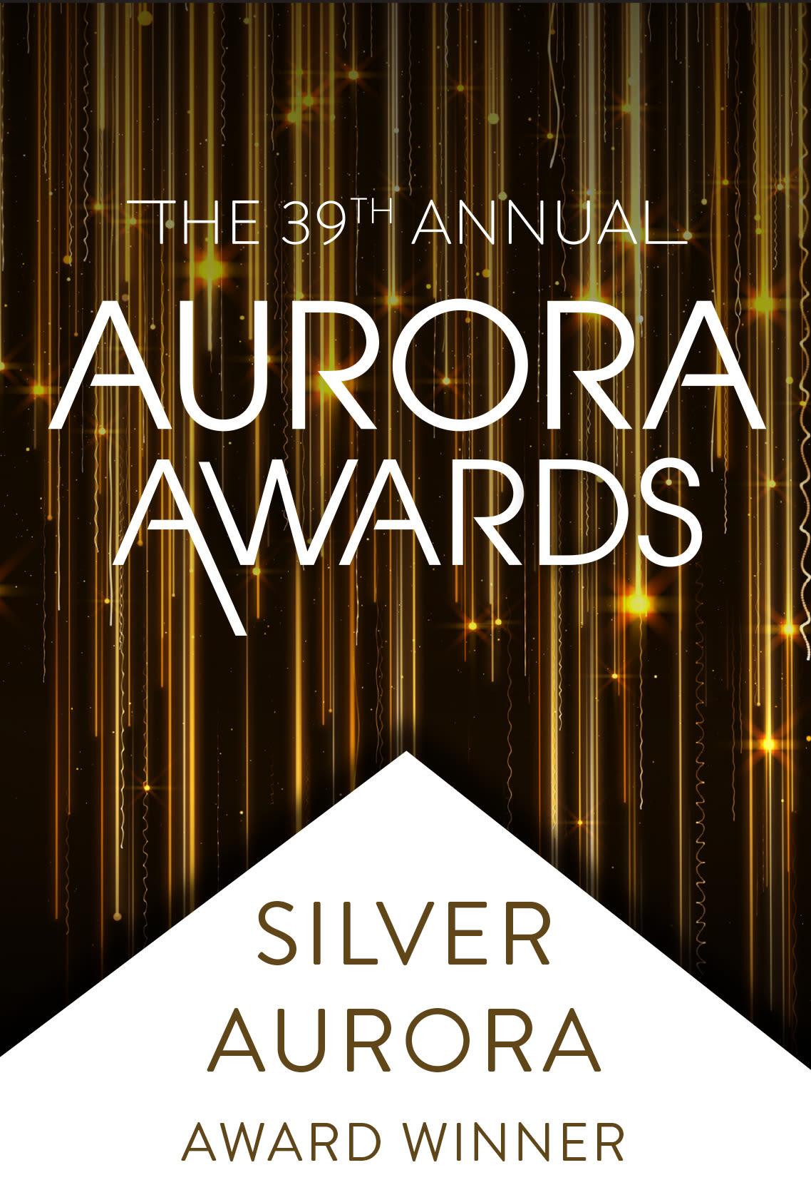 Silver Aurora award