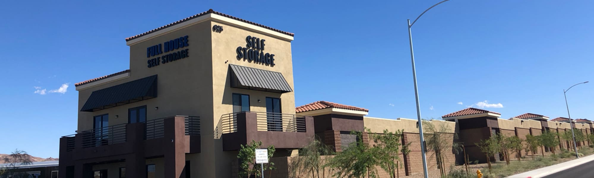 Self Storage at Golden State Storage Cadence in Henderson, Nevada