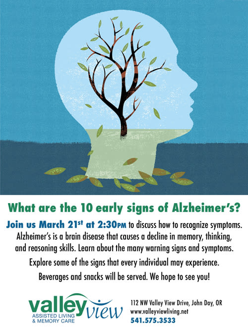 seniors discussion on memory loss