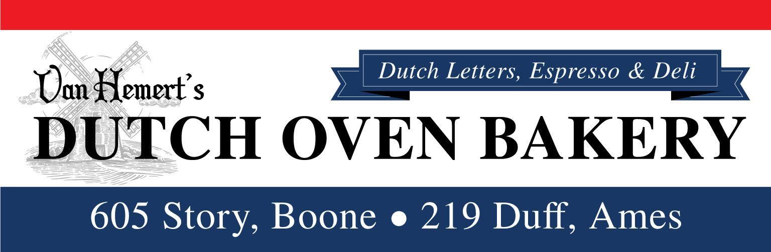Van Hemert's Dutch Oven Bakery logo