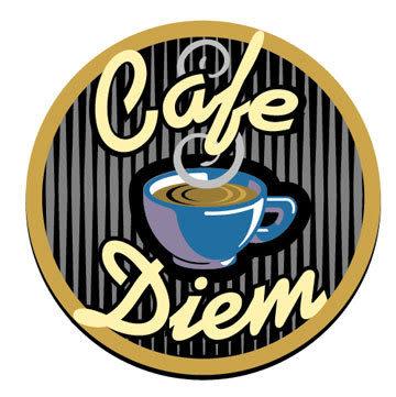 Cafe diem logo