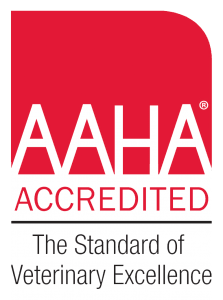 AAHA accreditation at Angeles Clinic For Animals in Port Angeles, Washington