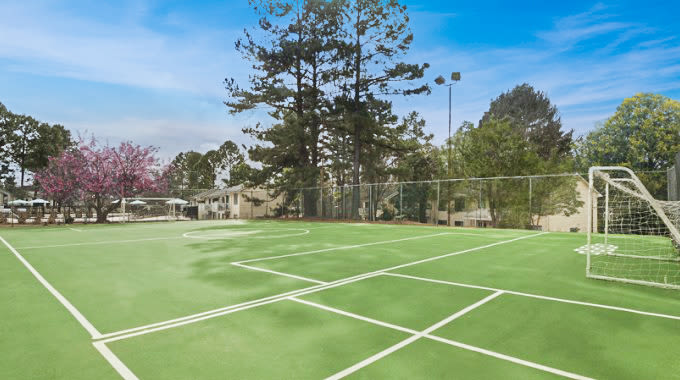 Sports Court at The Flats @ Arrowood
