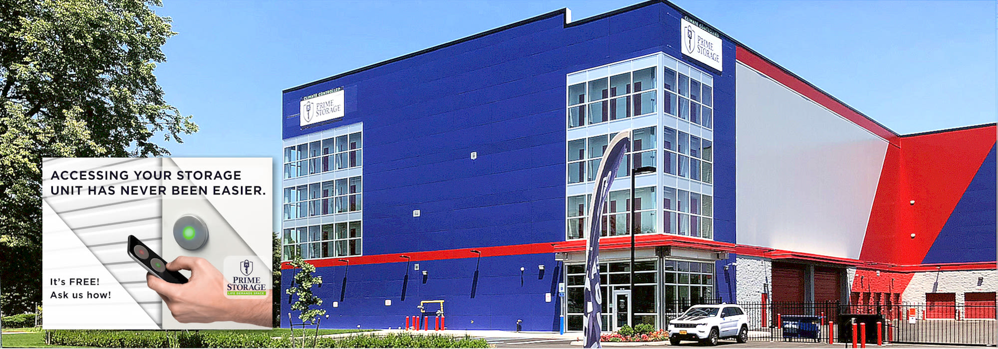 Prime Storage in Queens, NY