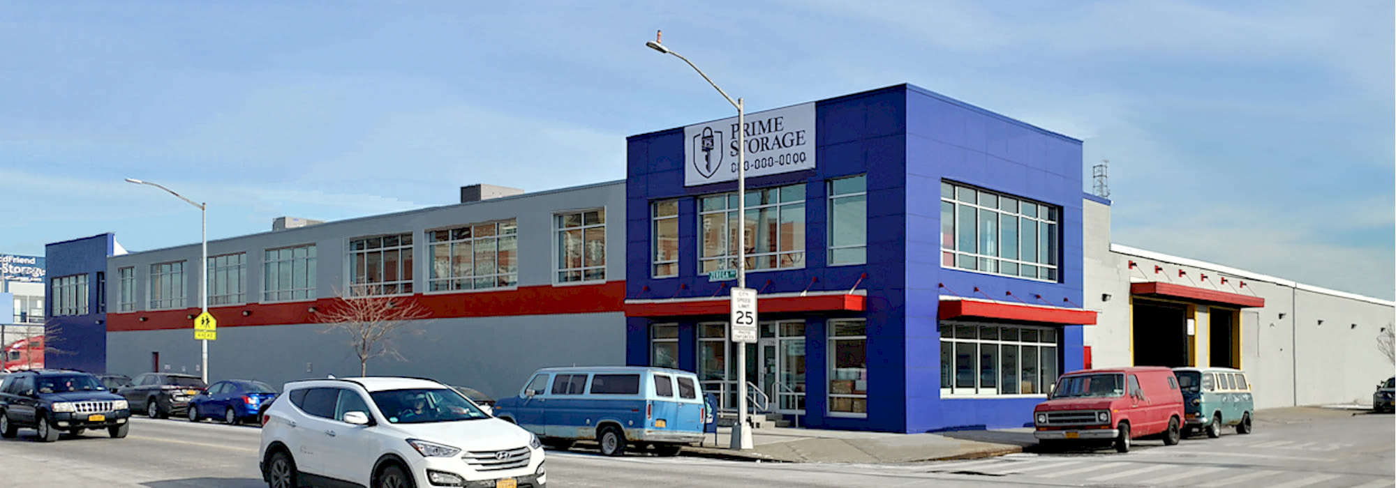 Prime Storage in Bronx, NY