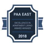 PAA East logo