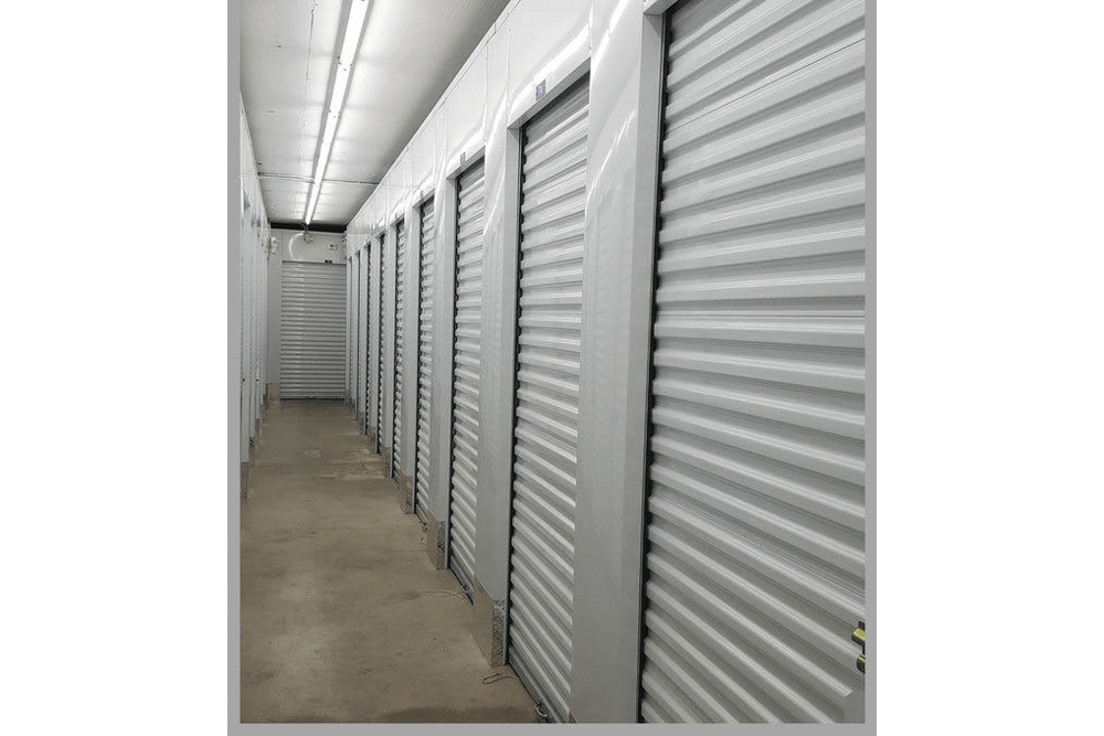 Indoor units available at Top Self Storage - 167th St