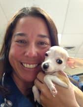 Christine Gomez of Coronado Veterinary Hospital