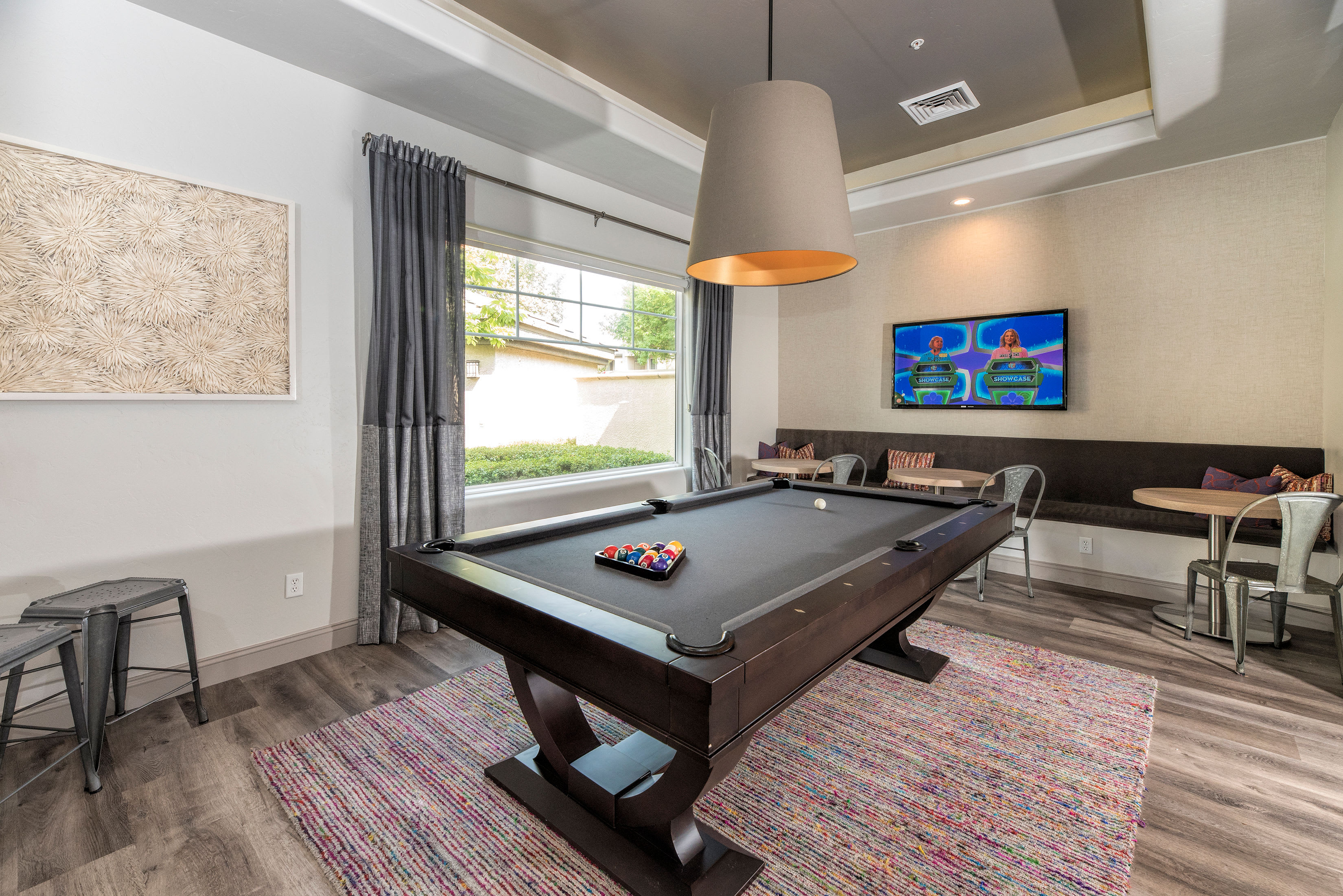 Amenities at The Artisan Apartment Homes in Sacramento, California