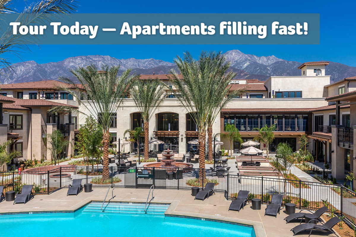 Senior living in Rancho Cucamonga, CA