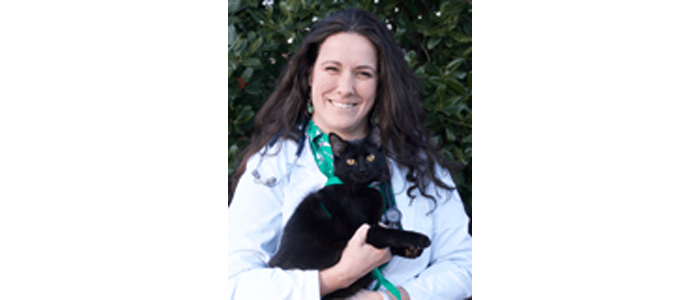 Dr. Jennifer Griffing at Sterling Animal Hospital