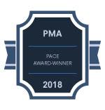 PMA Pace award