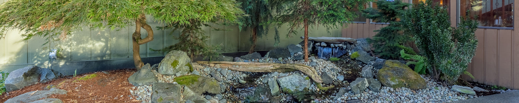 Photo gallery at The Firs in Olympia, Washington