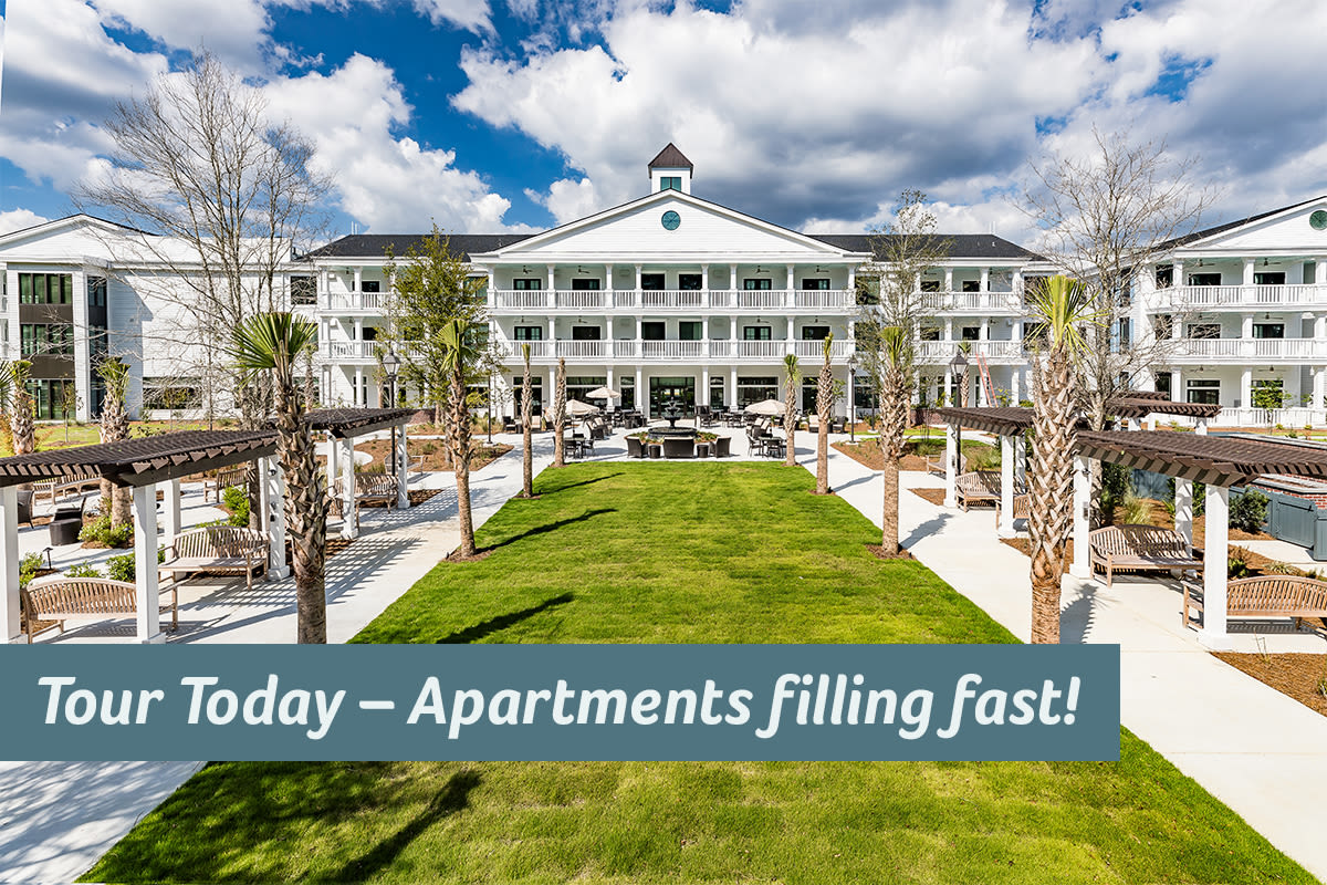 Senior living in Mount Pleasant, SC