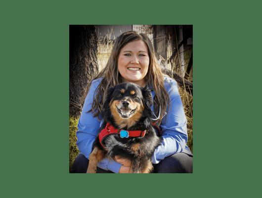 Dr. Abbey Burgess of Hendricks Veterinary Hospital
