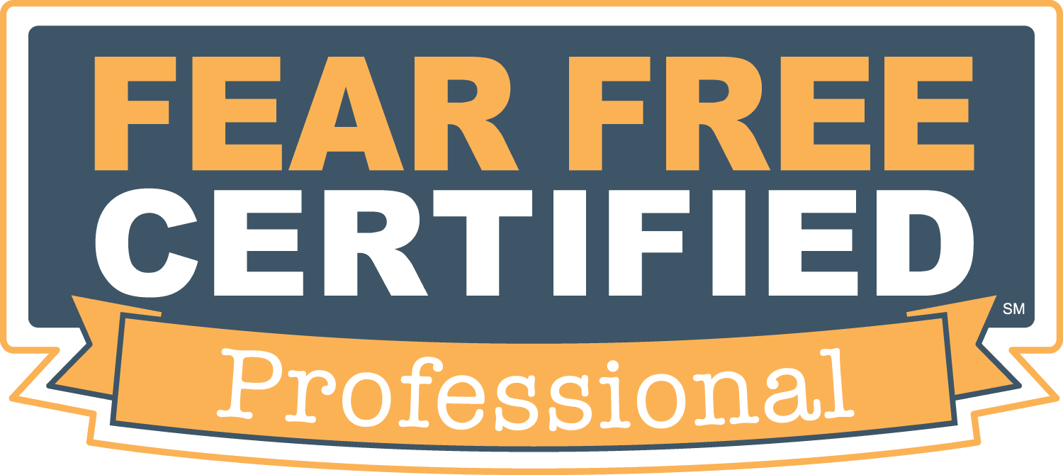Sara certified at North Paw Animal Hospital in Durham, North Carolina