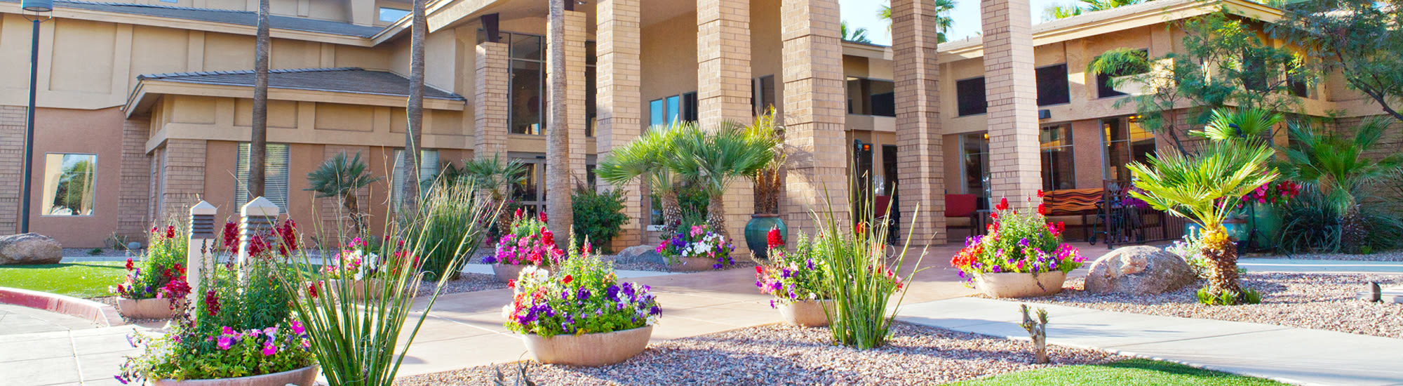 Contact at McDowell Village in Scottsdale, Arizona