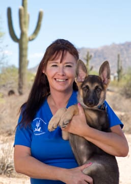 Tammy Schuster, Professional Groomer at Scottsdale Animal Hospital