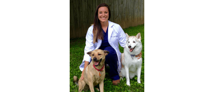 Dr. Lisa Kingsley at Countryside Animal Clinic
