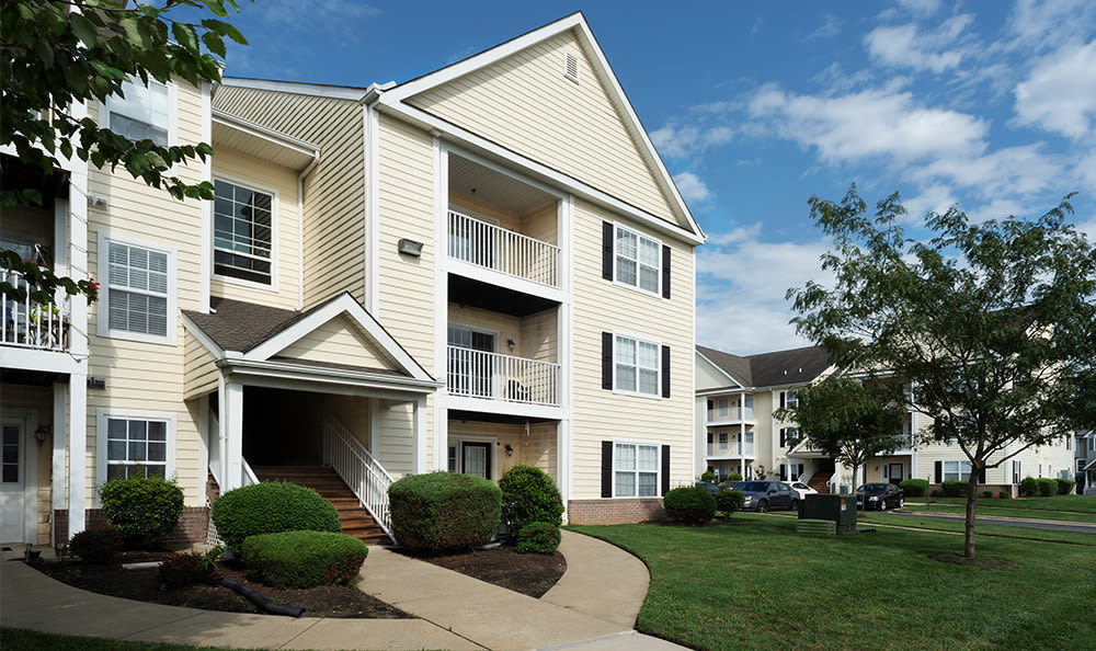 Apartments at Cannon Mills in Dover, DE
