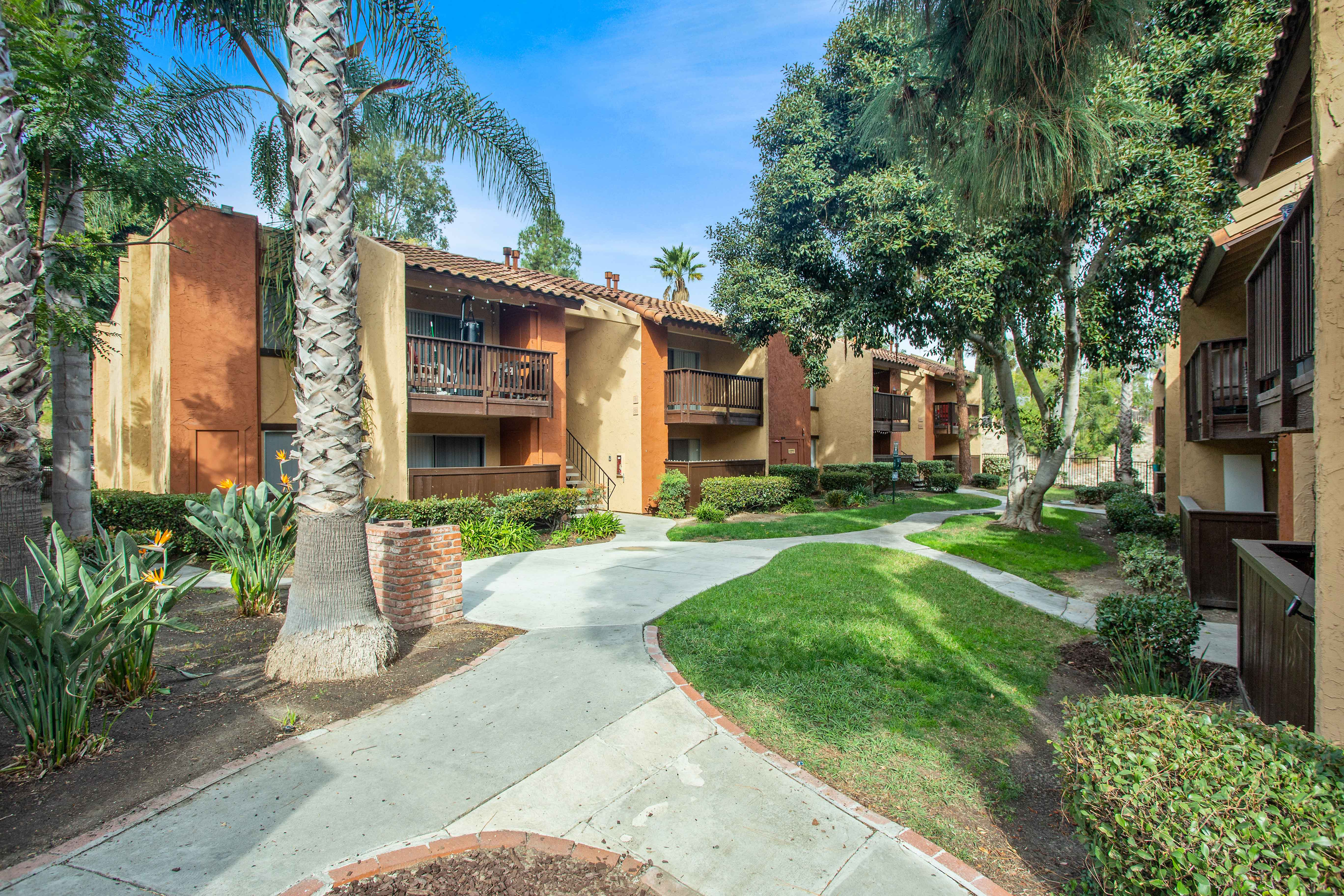 Accessibility statement at Shadow Ridge Apartments in Oceanside, California