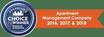 Long Pond Gardens Senior Apartments award