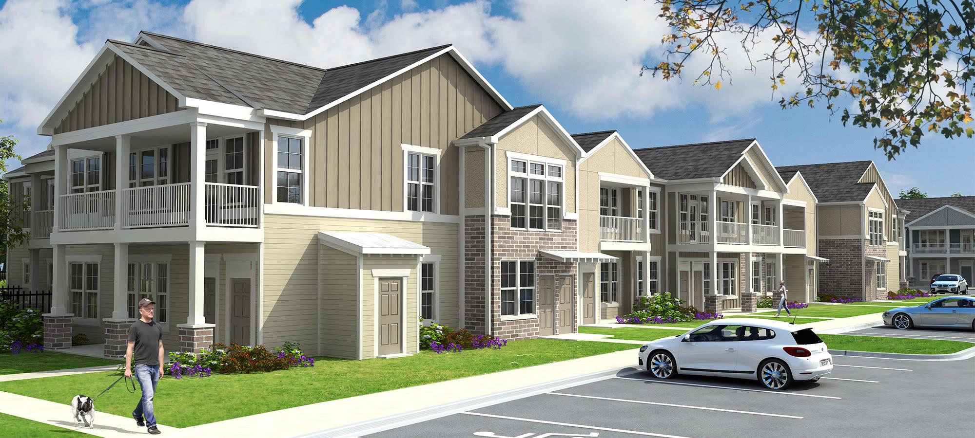 Apartments at Springs at La Grange at Louisville, Kentucky