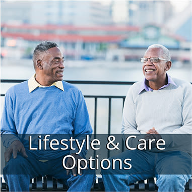Lifestyle and Care Options at Kingston Bay Senior Living