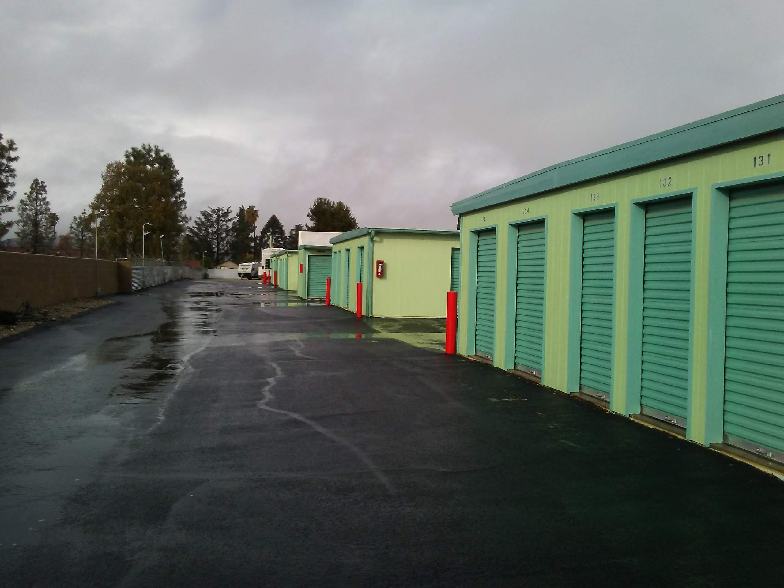 Self storage in Calimesa CA