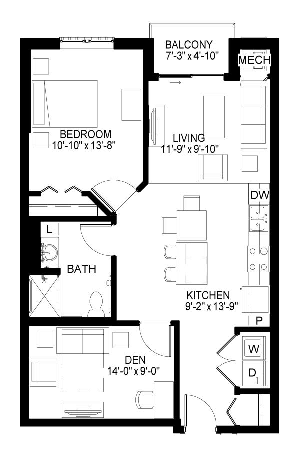 Chatsworth Floor Plan