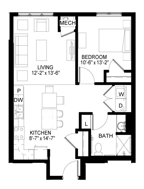 Comom Floor Plan