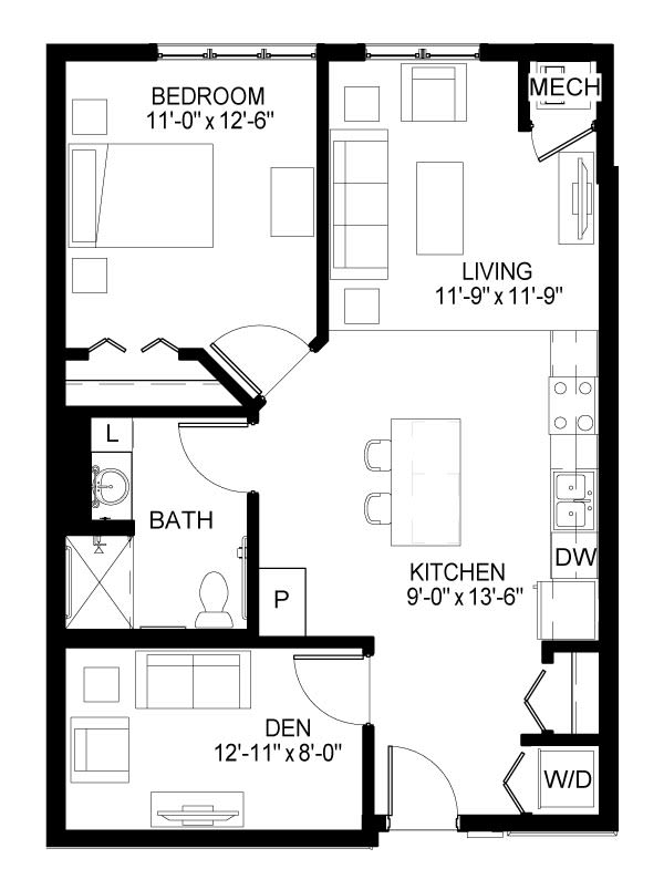 Jackson Floor Plan