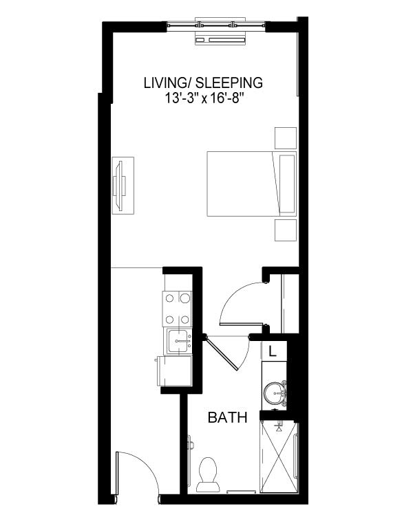 Oxford Floor Plan