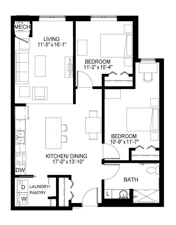 Randolph Floor Plan