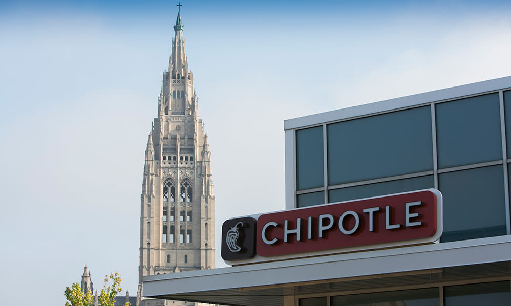 Chipotle in Pittsburgh