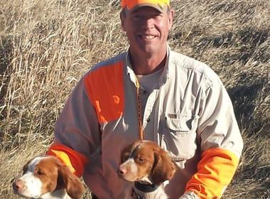 Mark McCann at Stoughton Veterinary Service Animal Hospital in Stoughton, Wisconsin
