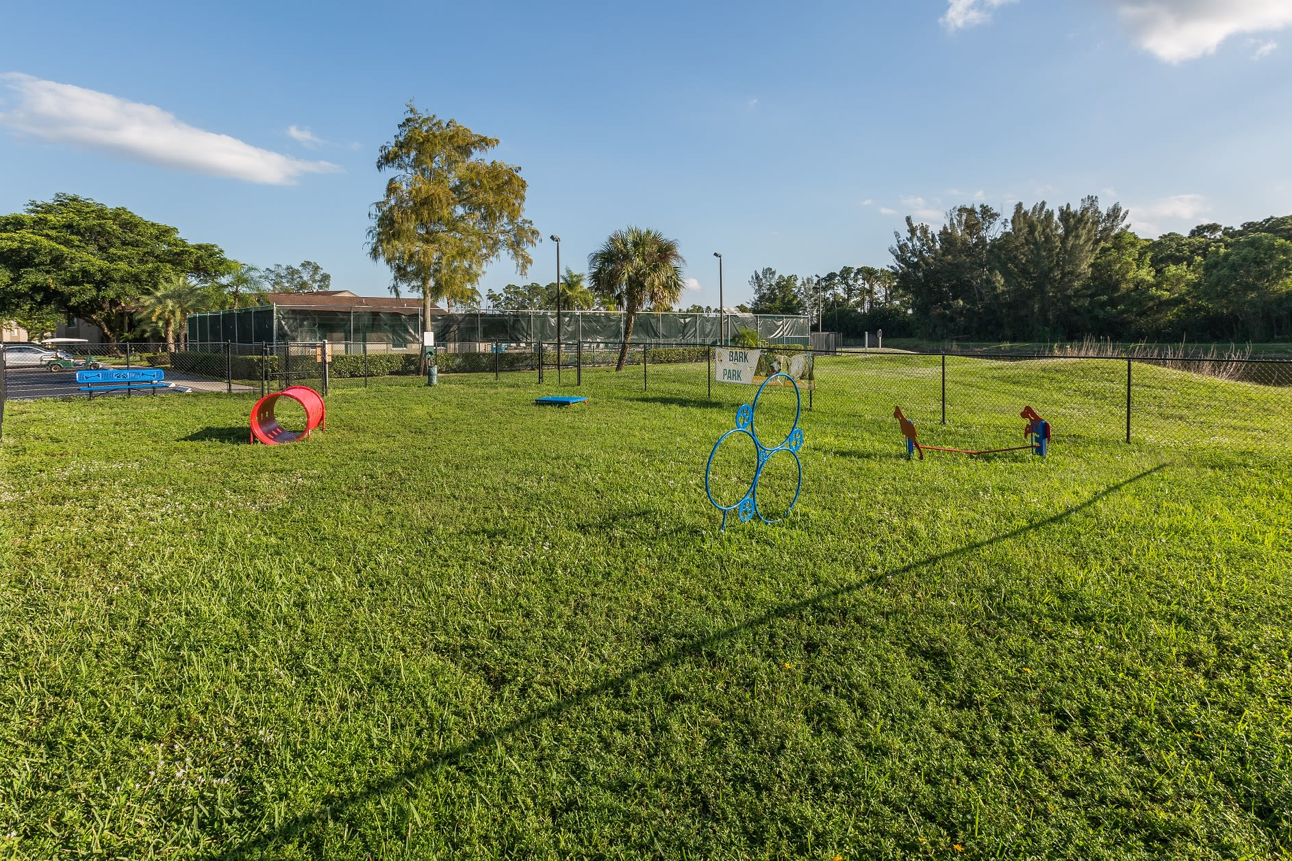 Bark Park for your Furry Friends at Verse at Royal Palm Beach in Royal Palm Beach, Florida