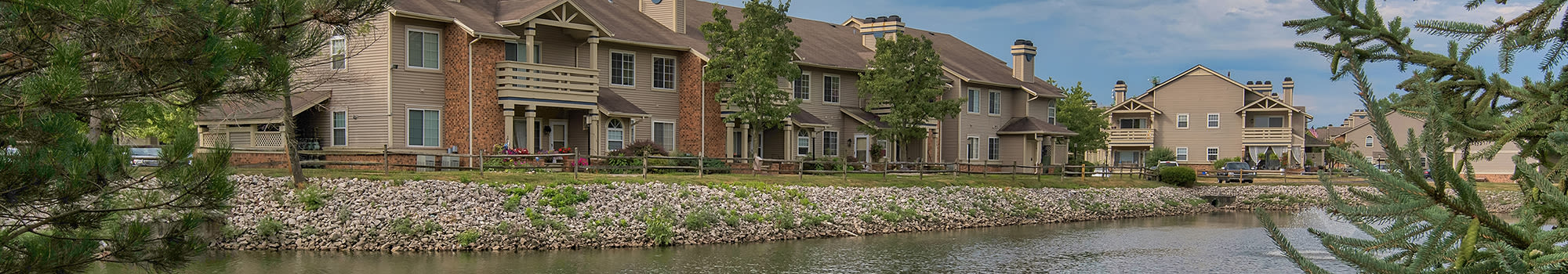 Perry's Crossing Apartments offers a great neighborhood to its residents