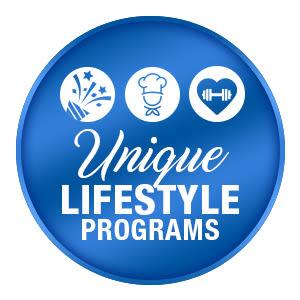 Unique lifestyle programs