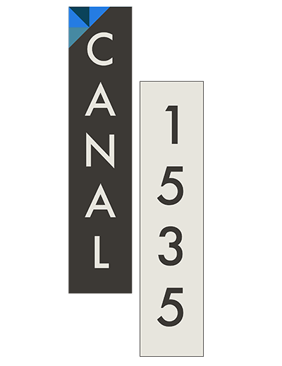 logo for Canal1535 in New Orleans, Louisiana
