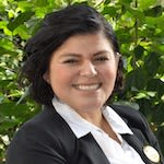 Diana Ramos, Social Director at Regency Park Oak Knoll in Pasadena, CA