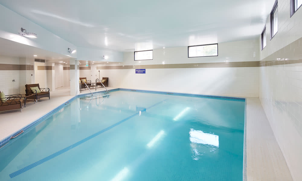 Our apartments in Halifax, Nova Scotia offer a swimming pool