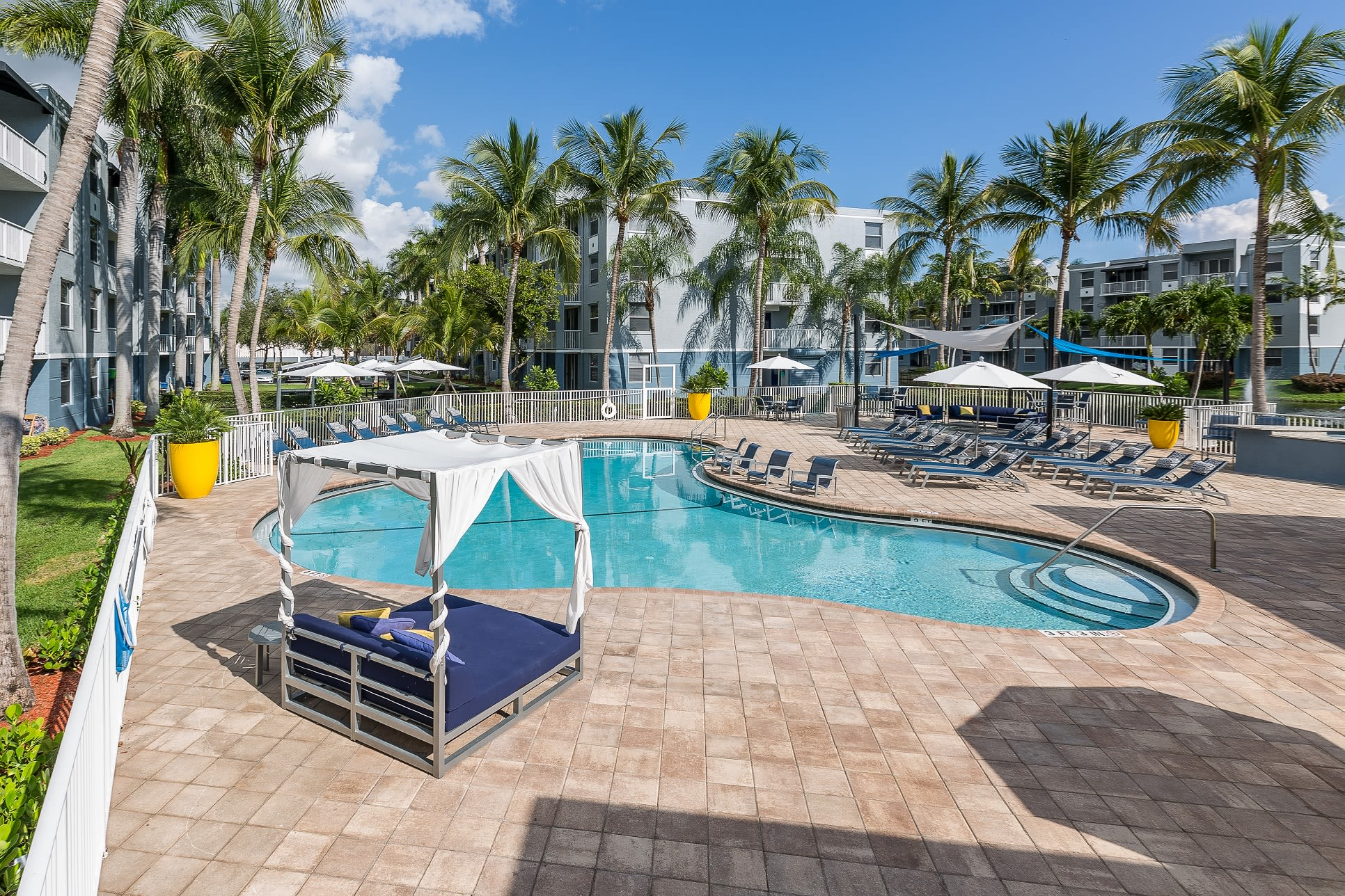 Welcome to Beach Walk at Sheridan in Dania Beach, FL