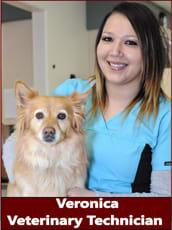 Veronica, Veterinary Technician at Pocatello Animal Hospital