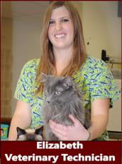 Elizabeth, Veterinary Technician at Pocatello Animal Hospital