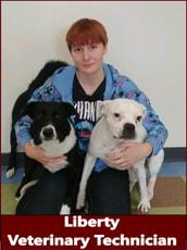 Liberty, Veterinary Technician at Pocatello Animal Hospital