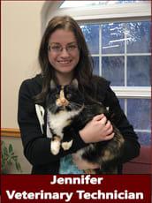 Jennifer, Veterinary Technician at Pocatello Animal Hospital