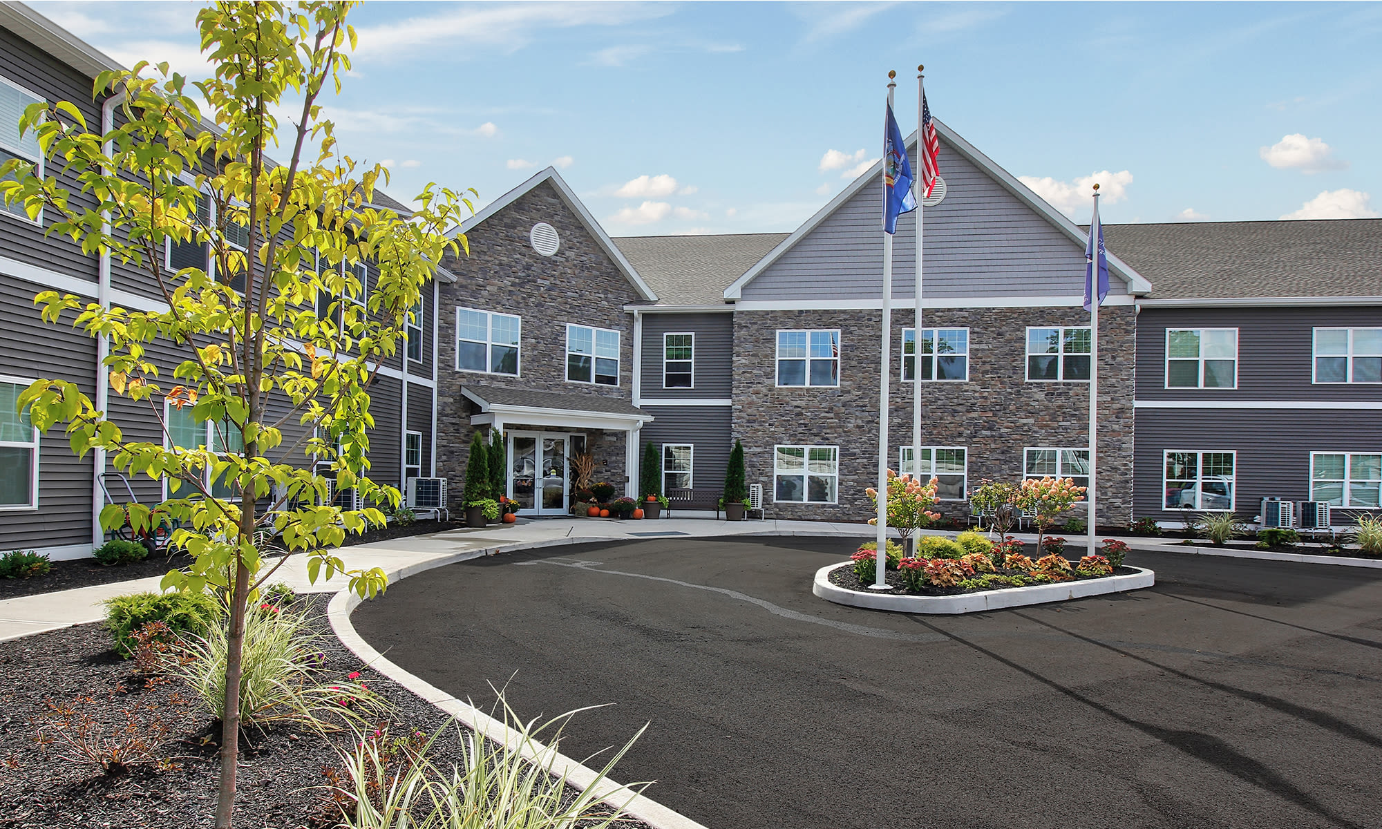 Village Heights Senior Apartments in Fairport, New York